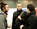 INAUGURAZIONE FORZE; VARIABILI E FORME, Marzo 2010 (Mauro De Carli, Matteo Galbiati, Mauro DE Giosa)